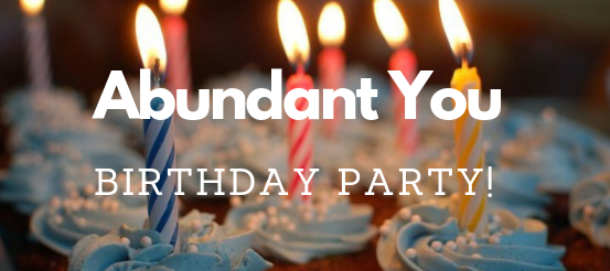 Abundant You Chiropractic & Wellness Birthday Party -